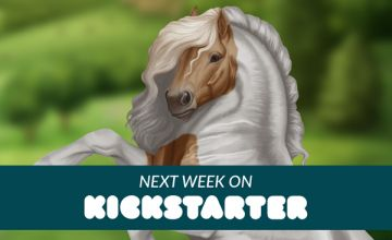Next week on Kickstarter